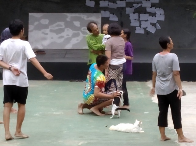 Teater Tagar Jagad ignore the maxim never to work with children and animals
